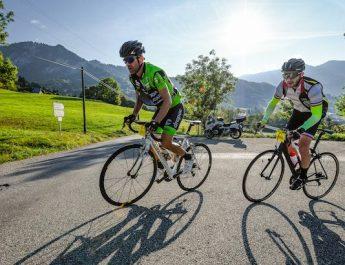 Un changement de braquet réussi pour la Megève Mont-Blanc Cycling !