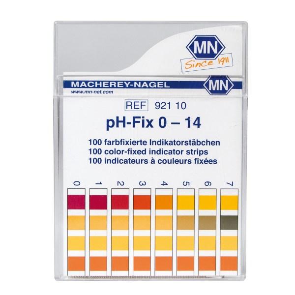 pH - Indicator Test Sticks, pH 0-14 - 1003794 - W11723 ...