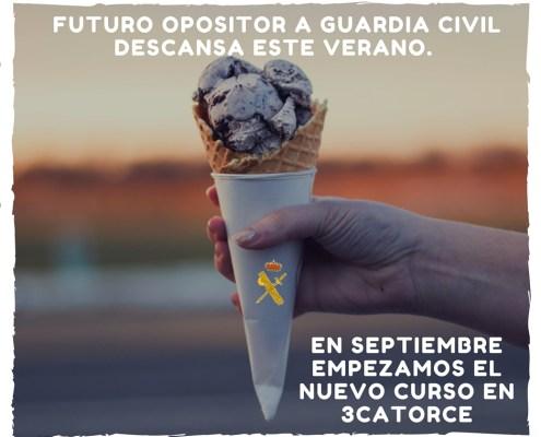 nuevo curso guardia civil 3catorce academia santander cantabria