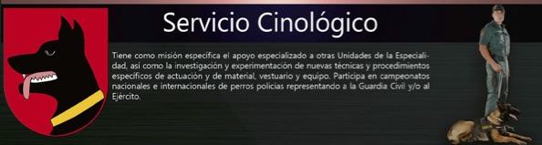 especialidades-guardia-civil-3catorce-academia-santander-cinecologico Especialidades de la Guardia Civil