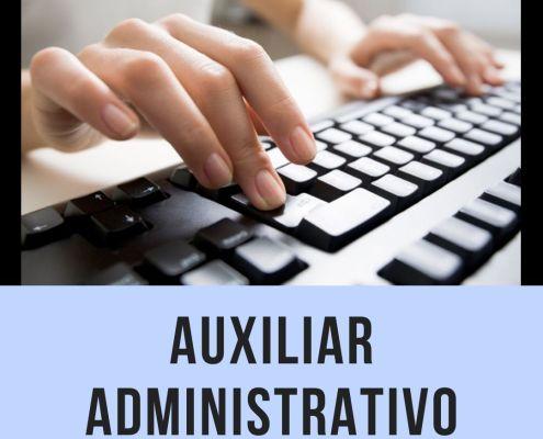 oposiciones administracion estado auxiliar administrativo