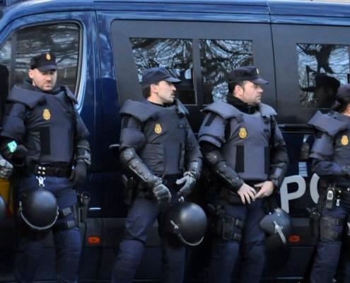 Curso Avanzado Policia Nacional 2017