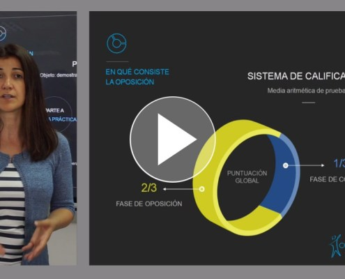 Sesión Informativa Oposiciones Educacion 2018 3catorce academia cantabria