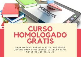 CURSO-HOMOLOGADO-GRATIS Ultima Convocatoria Oposiciones Maestros Cantabria