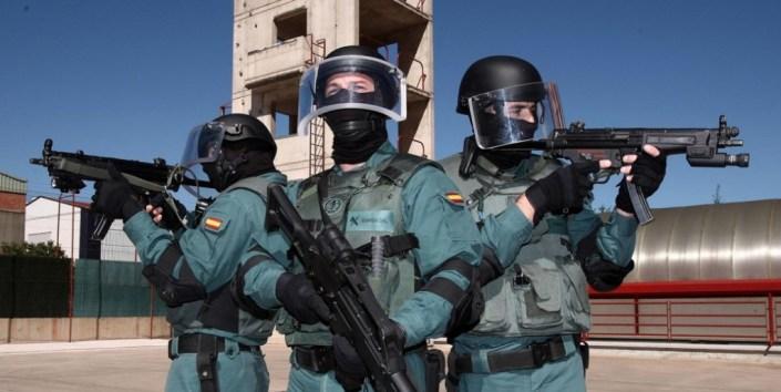 UEI Plantilla respuestas examenes oposicion Guardia Civil 2017