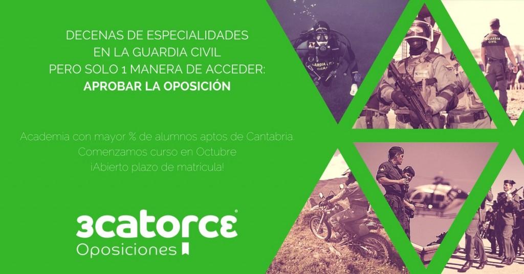 matriculas-guardia-civil-2018 Plantilla respuestas examenes oposicion Guardia Civil 2017