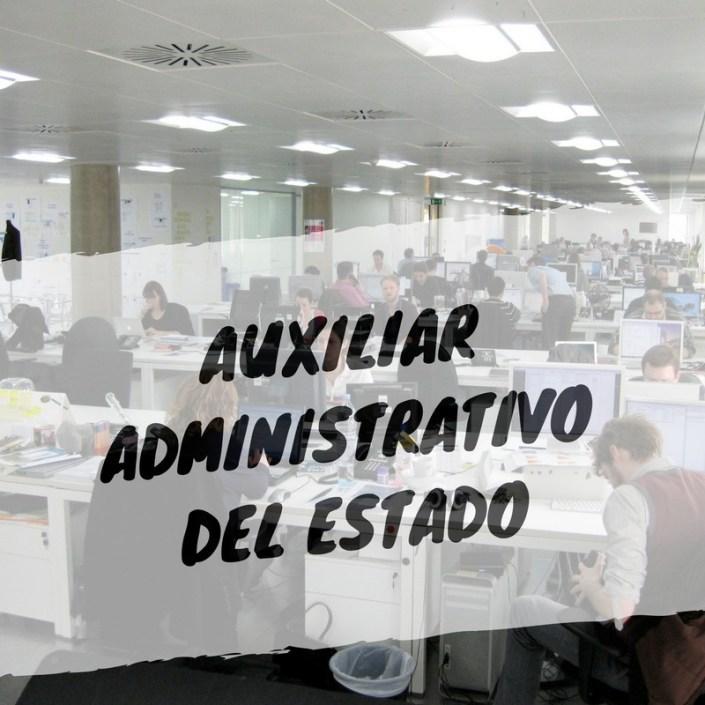 AUXILIAR-ESTADO Academia oposiciones Cantabria