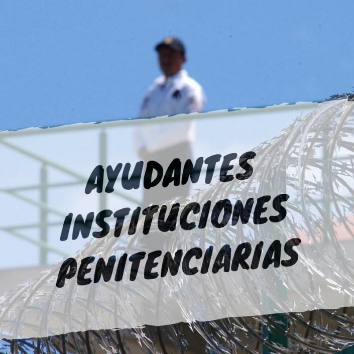 AYUDANTE-INSTITUCIONES-PENITENCIARIAS Academia oposiciones Cantabria