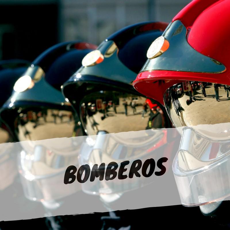 BOMBEROS Convocatoria Oposiciones bombero Torrelavega Cantabria