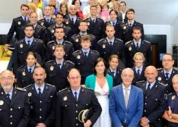 Carla-aprueba-la-Oposicion-Policia-Local-Santander-Cantabria-academia-3catorce-preparadores Cantabria presentará primer borrador de las Normas Marco reguladoras de Policía Local