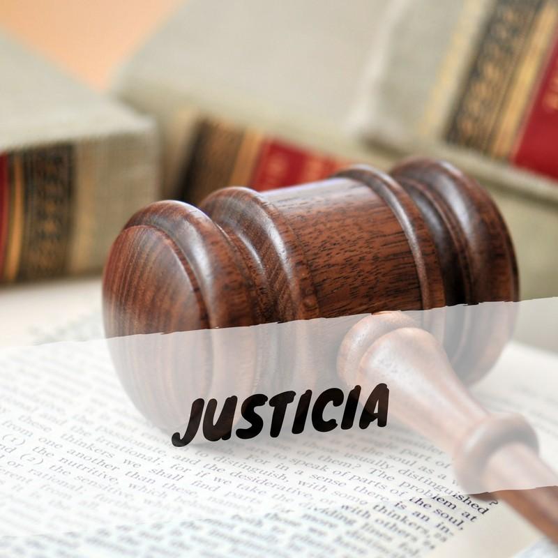 JUSTICIA Distribución aulas exámenes Gestión Oposiciones Justicia