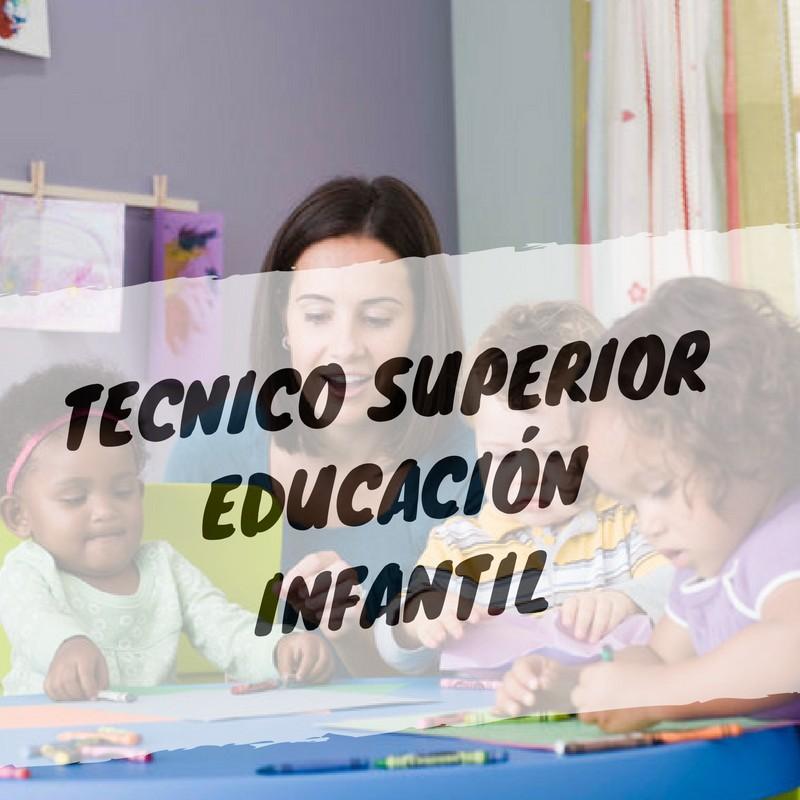 TECNICO-EDUCACION-INFANTIL Bases Bolsa Empleo Aula de Preescolar Ampuero