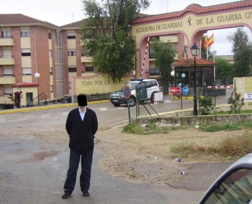 Un dia en la academia Guardia Civil oposiciones 3catorce santander