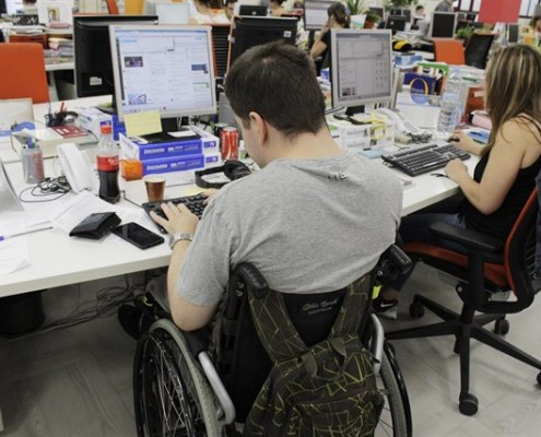 oposiciones discapacidad academia 3catorce santander cantabria