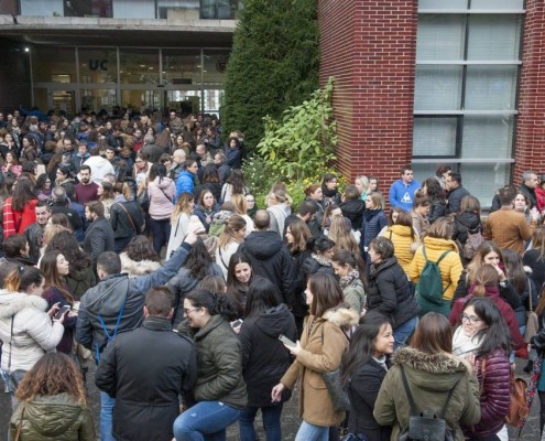 oposiciones enfermeria SCS Salud Cantabria Sanidad
