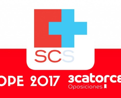 Oferta empleo publico 2017 Servicio Cantabro Salud SCS oposiciones cantabria 2018 sanidad