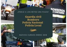 oposiciones-policia-local-nacional-guardia-civil-bombero-santander-cantabria Plantilla respuestas bolsa Auxiliar Administrativo Torrelavega 2019