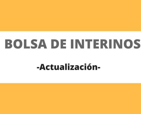Actualización Bolsa Empleo Interinos Justicia Cantabria oposiciones 3catorce
