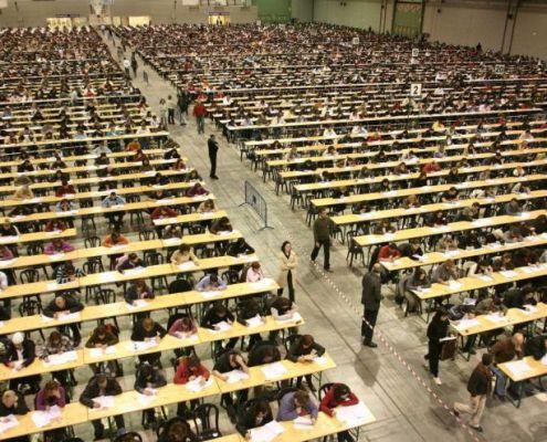 Convocadas 4.725 plazas en las Oposiciones Administración General del Estado