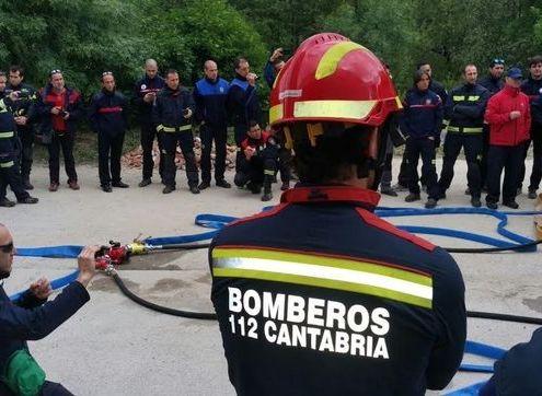 Convocatoria Oposiciones bombero 112 Cantabria