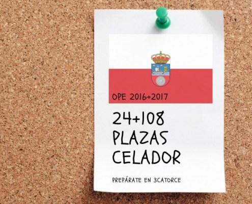 Curso oposiciones celador servicio cantabro de Salud