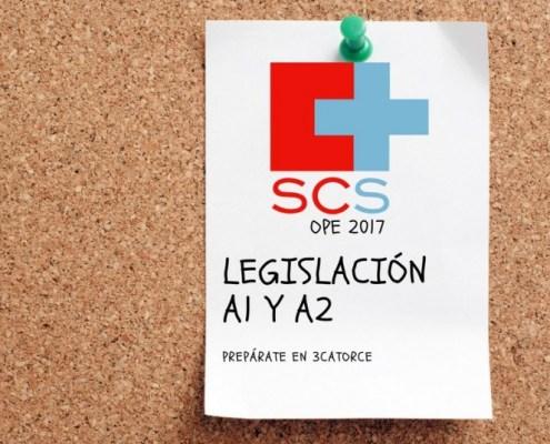 Nuevo curso legislación médicos y enfermeros SCS 2018