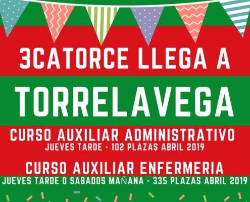 Cursos Torrelavega oposiciones servicio cantabro de salud