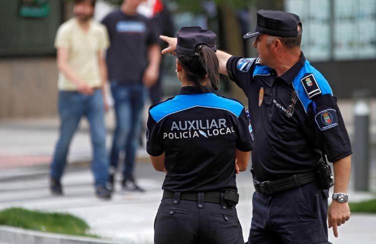 Convocatoria oposiciones Auxiliares Policia Local Cantabria ...