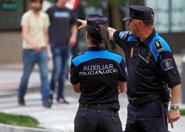oposiciones-Auxiliares-Policia-Local-Cantabria Ampliacion oferta empleo publico Santander 2019