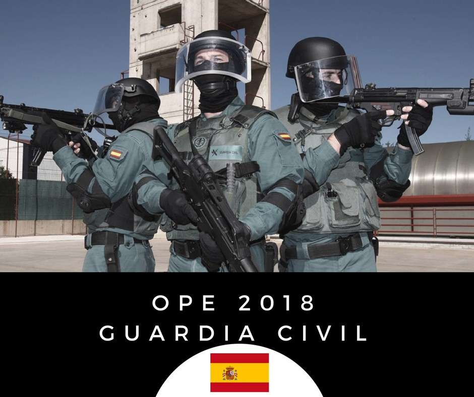 Publicada-la-Oferta-empleo-publico-Guardia-Civil-2018 Oferta empleo publico Guardia Civil 2018