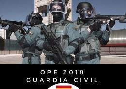Publicada-la-Oferta-empleo-publico-Guardia-Civil-2018 Curso Intensivo oposiciones guardia civil Santander Cantabria