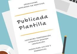 Plantilla-Oposiciones-Empleado-de-Servicios-Cantabria Convocatoria Oposiciones Operario de carreteras