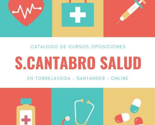 Cursos Academia Santander Torrelavega Oposiciones Servicio Cantabro Salud