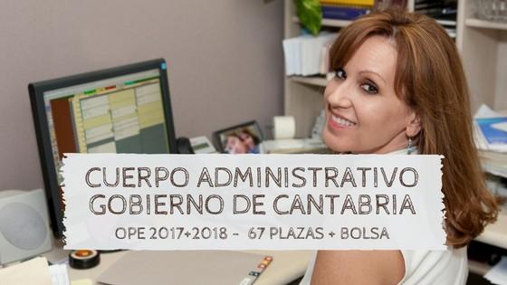 Oposiciones-administrativo-cantabria-2019 Publicadas las plazas OPE 2018 Cantabria