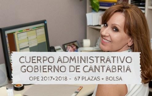 Oposiciones administrativo cantabria 2019