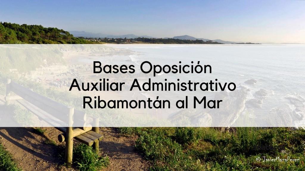 Bases-oposicion-Auxiliar-Administrativo-Ribamontan-al-Mar-1 Bases oposicion Auxiliar Administrativo Ribamontan al Mar