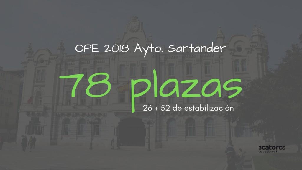 Aprobadas-78-plazas-Oferta-Publica-Empleo-Santander-2 Aprobadas 78 plazas Oferta Publica Empleo Santander