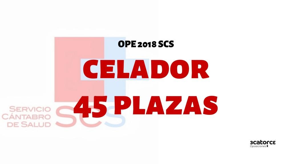 Confirmadas-45-plazas-oposiciones-Celador-SCS-2019-1 Confirmadas 45 plazas oposiciones Celador SCS 2019