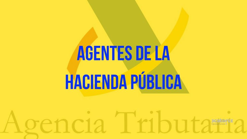 Convocatoria-530-plazas-oposiciones-Agentes-Hacienda-Publica-2019 Convocatoria 530 plazas oposiciones Agentes Hacienda Publica 2019
