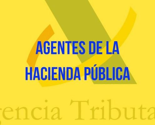 Convocatoria 530 plazas oposiciones Agentes Hacienda Publica 2019