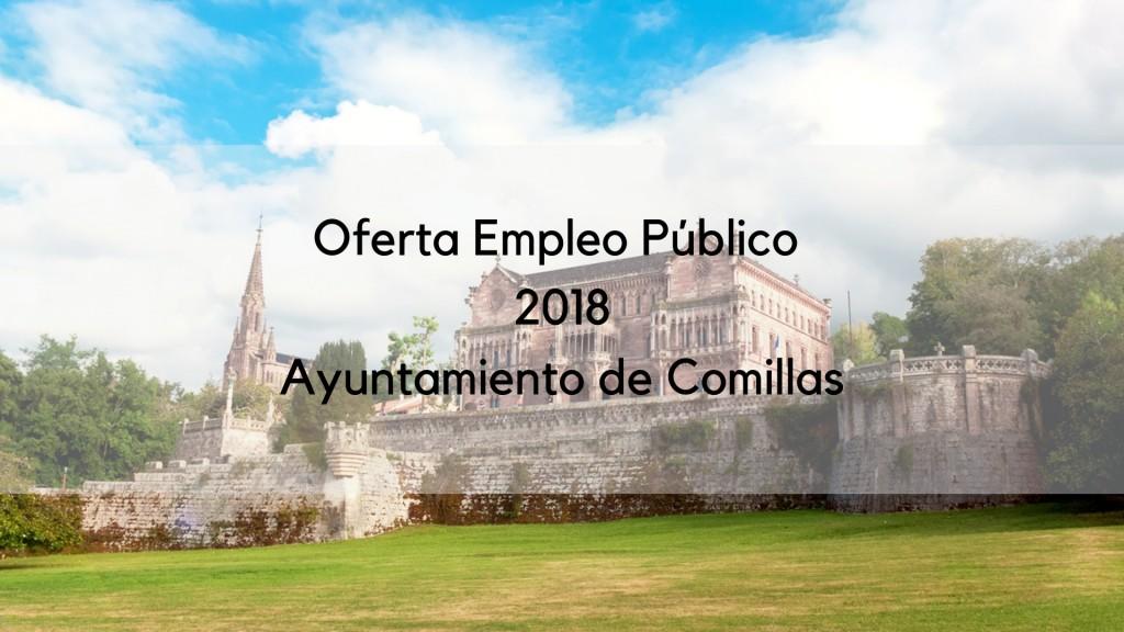 Oferta-Empleo-Publico-2018-Comillas Oferta Empleo Publico 2018 Comillas