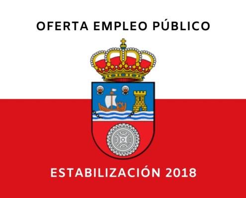Publicadas las plazas OPE Estabilizacion 2018 Cantabria