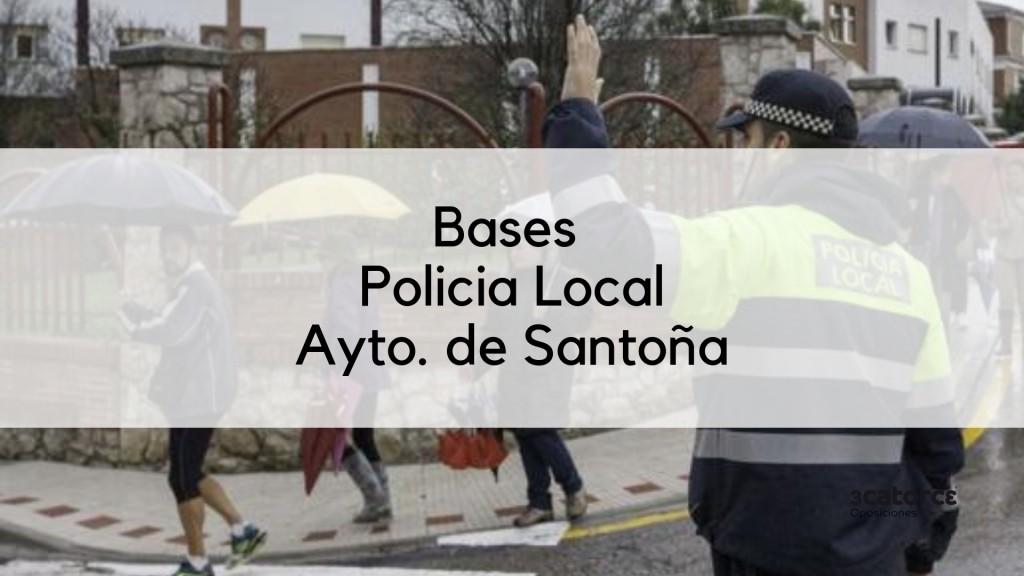 Bases-7-plazas-oposicion-Policia-Local-2019-Santoña-Cantabria Bases 7 plazas oposicion Policia Local 2019 Santoña Cantabria