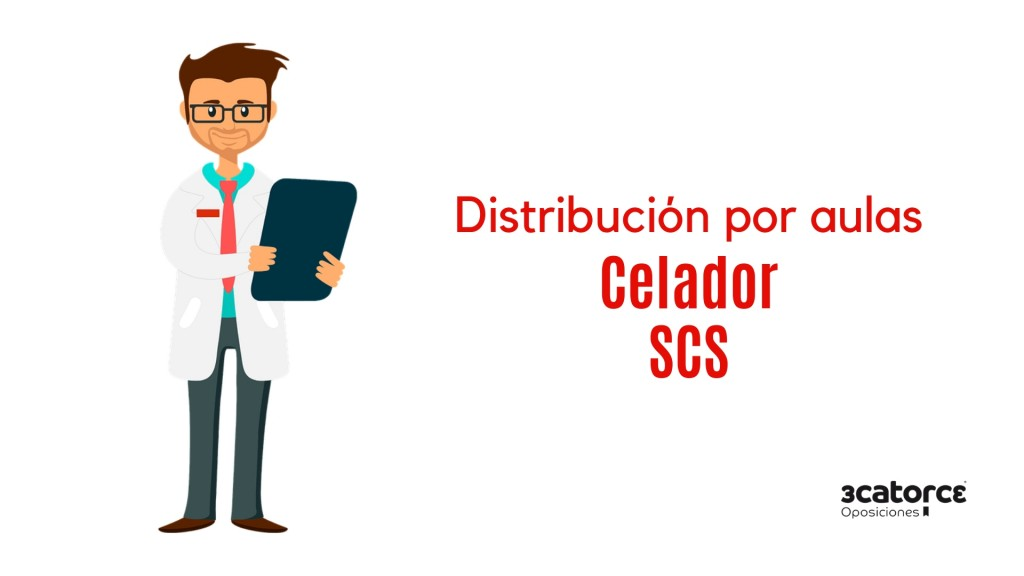 Distribucion-aulas-examen-oposicion-Celador-SCS-Cantabria Distribucion aulas examen oposicion Celador SCS Cantabria