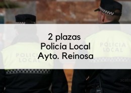 Bases-2-plazas-Policia-Local-Reinosa Gobierno aprueba el viernes el decreto policias jubilacion 59 años