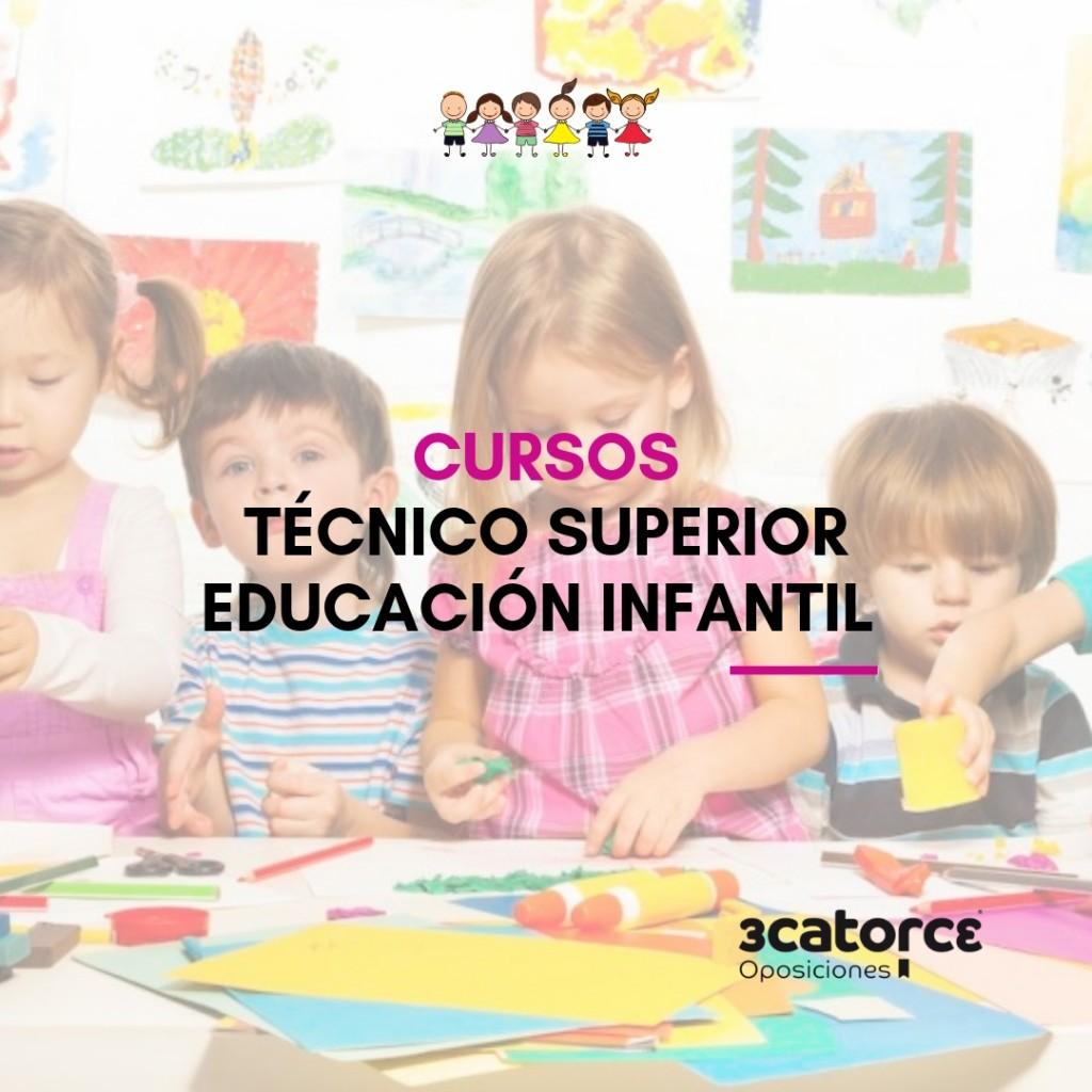 Cursos-TS-Educación-infantil-1 Convocatoria oposicion Tecnico Educacion Infantil Cantabria Escalante