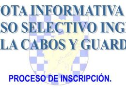 Nota-informativa-oposicion-Guardia-Civil-2019 Preparador Guardia Civil