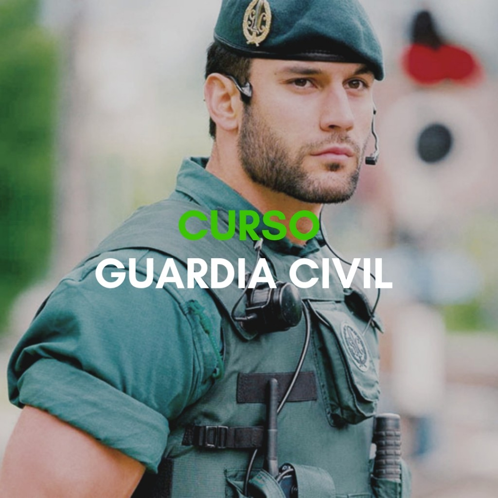 curso-guardia-civil El 43% de los aspirantes suspende por la prueba ortografia Guardia Civil 2019