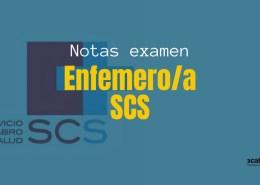 Resultados-provisionales-examen-Enfemero-SCS-2019 Correccion errores lista admitidos oposicion Auxiliar Administrativo SCS
