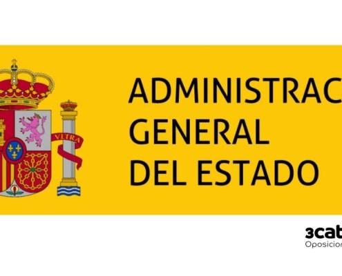 Convocatoria oposiciones Administracion General Estado 2019